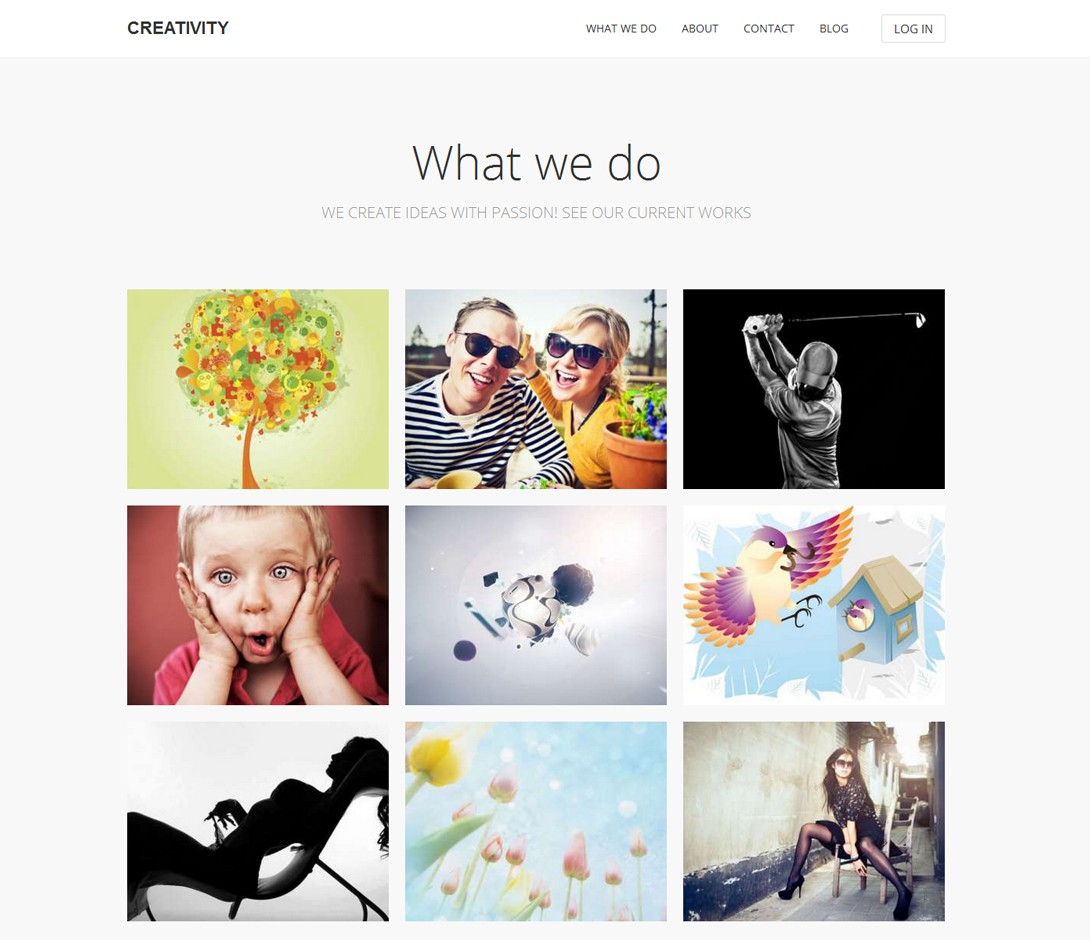 creativity website