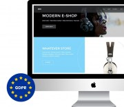 Fertige Responsive E-Commerce